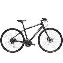 2018 Trek FX 3 Women's Disc matte black
