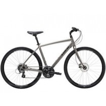 2019 Trek Verve 2 Disc metallic gunmetal
